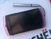 Продам SONY ERICSSON VIVAZ u5i нежно розового цвета (на гарантии) б/у